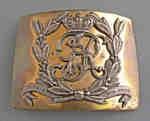 Belt Plate- Heavy Cavalry Officer