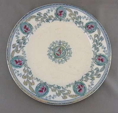 Dinner Plate- 1796-1801