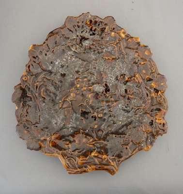 Leaf Shaped Plate- c. 1812