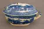 Porcelain Sauceboat- c.1800
