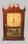 Mantle Clock- c. 1794-1818