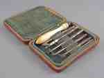 Pocket Dental Case- c. 1792-1828