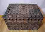 Paymaster's Strongbox- c. 1800-1820