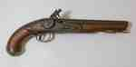 Officer's Flintlock Pistol- c. 1800-1830