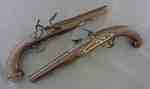 Flintlock Pistols- c. 1805-1810