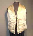 Vest belonging to Captain James Dick- c.1800-1820