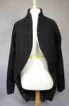Black Felt Men's Dress Coat- c.1800
