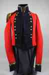 Uniform Coat Worn by Captain MacMicking of the 1st Regiment of the Lincoln Militia: 1810-1820