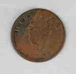 1805 Hibernia Coin