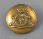 Royal Artillery Button