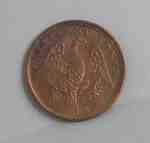 Half Penny 1815 Token