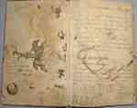 John D. Servos School Exercise Book: 1801-1802
