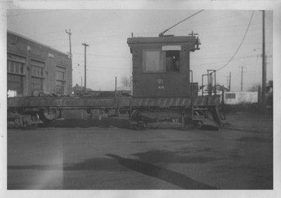 LH2700 Oshawa Railway Co. Rail Car 44