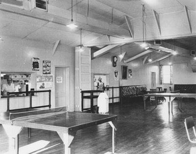 No. 20 Elementary Flying Training School Bunker (interior)