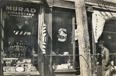 LH1501 Downtown Oshawa - Storefront - King Street West - ca 1900