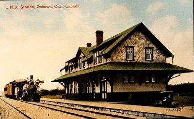 LH1504 Railway - Canadian National (CNR)