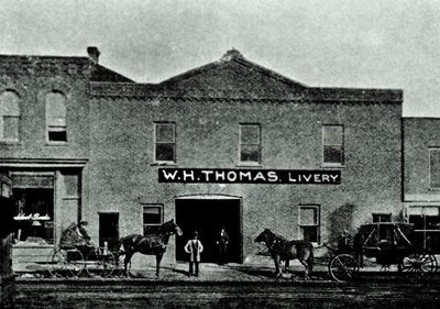 LH1508 Buildings - Thomas, W. H. - Livery