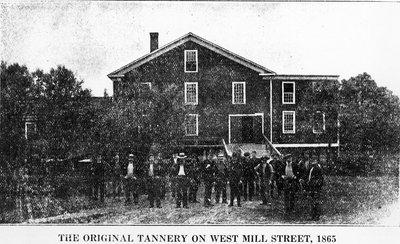 Lh1515 Mills St. Tannery