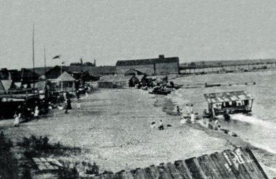 Oshawa Lakeview Park ca. 1910