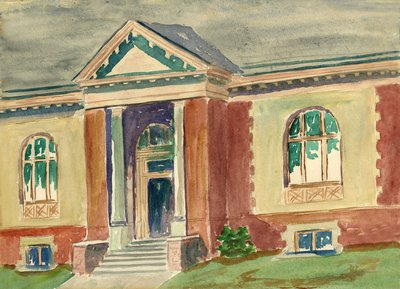 LH2992 Oshawa's First Library