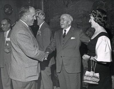 LH1560 Col. R. S. McLaughlin & Stewart Alger