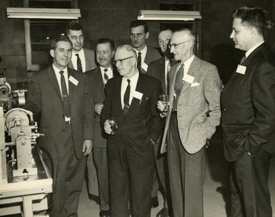 LH1562 Business – General Motors Executives ca. 1950s
