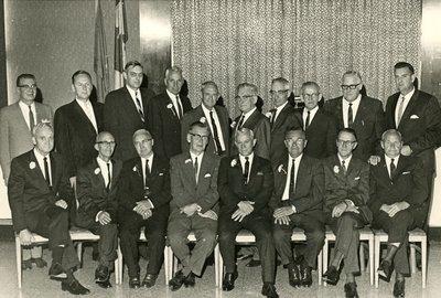 LH1581 Business – General Motors Executives