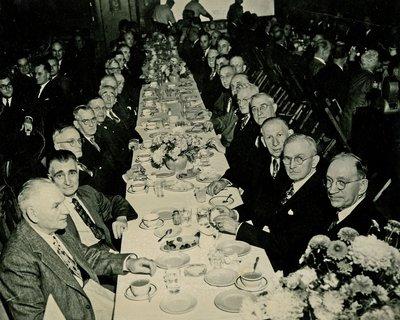 LH1587 Dinner – Chamber of Commerce
