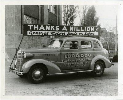 LH0299 Vehicles- 1,000,000th Car