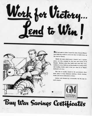 LH0303 General Motors- Advertising
