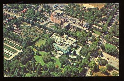 LH0619 Aerial View - Oshawa Hospital