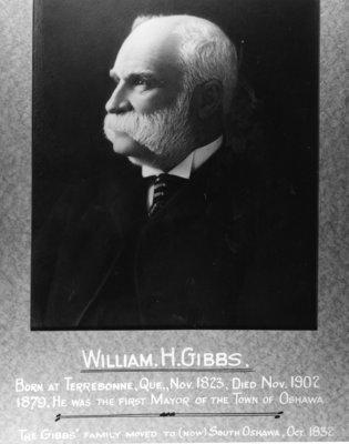 LH0346 Hon. William Gibbs