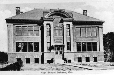 LH0360 Original Oshawa High School