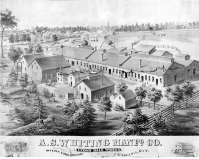 LH0362 A.S. Whiting Manufacturing Company