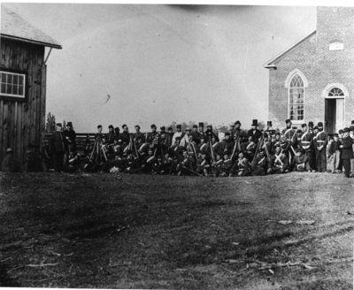 Heroes of the Fenian Raid