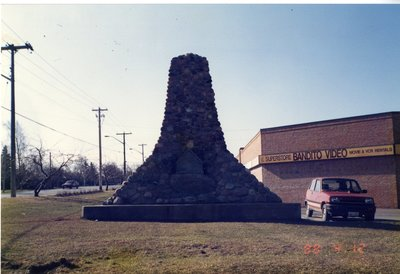 LH0449 Monument- Rev. Robert Thornton