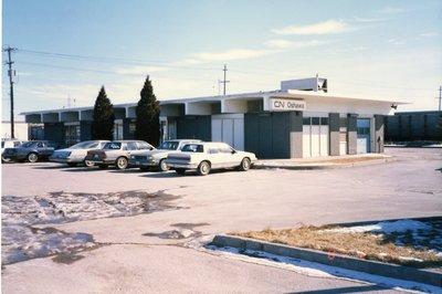 LH0454 CNR Station