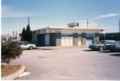 LH0455 CNR Station