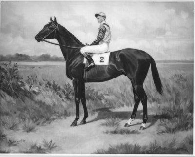 LH0503 Horse Racing - Moldy - McLaughlin