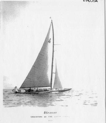 LH0512 McLaughlin, R.S. - Sailing