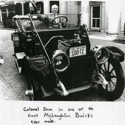 LH0532 McLaughlin Motor Car Co,