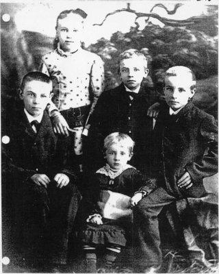 LH0556 McLaughlin, Children