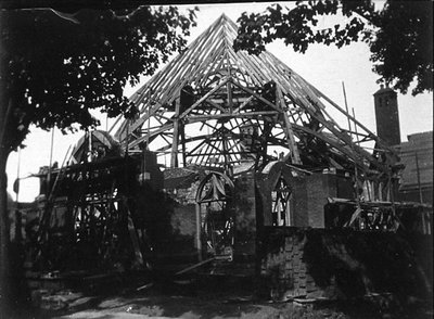 LH0736 Church- Construction