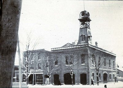 LH0737 Oshawa Town Hall
