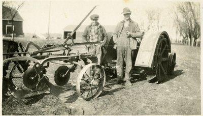 LH1108 Equipment- Farming