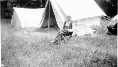 LH1269 Hobbies - Camping