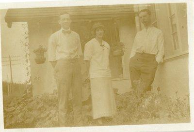 LH1320 Morphy, J. Aubrey - Morphy family