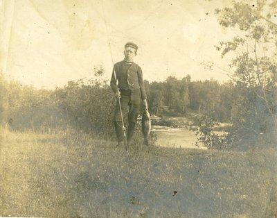 LH1363 Morphy, J. Aubrey - fishing
