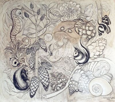 Untitled Mural (Nature)