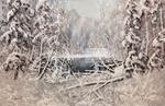 Fresh Fallen Snow Samac Pool - 80